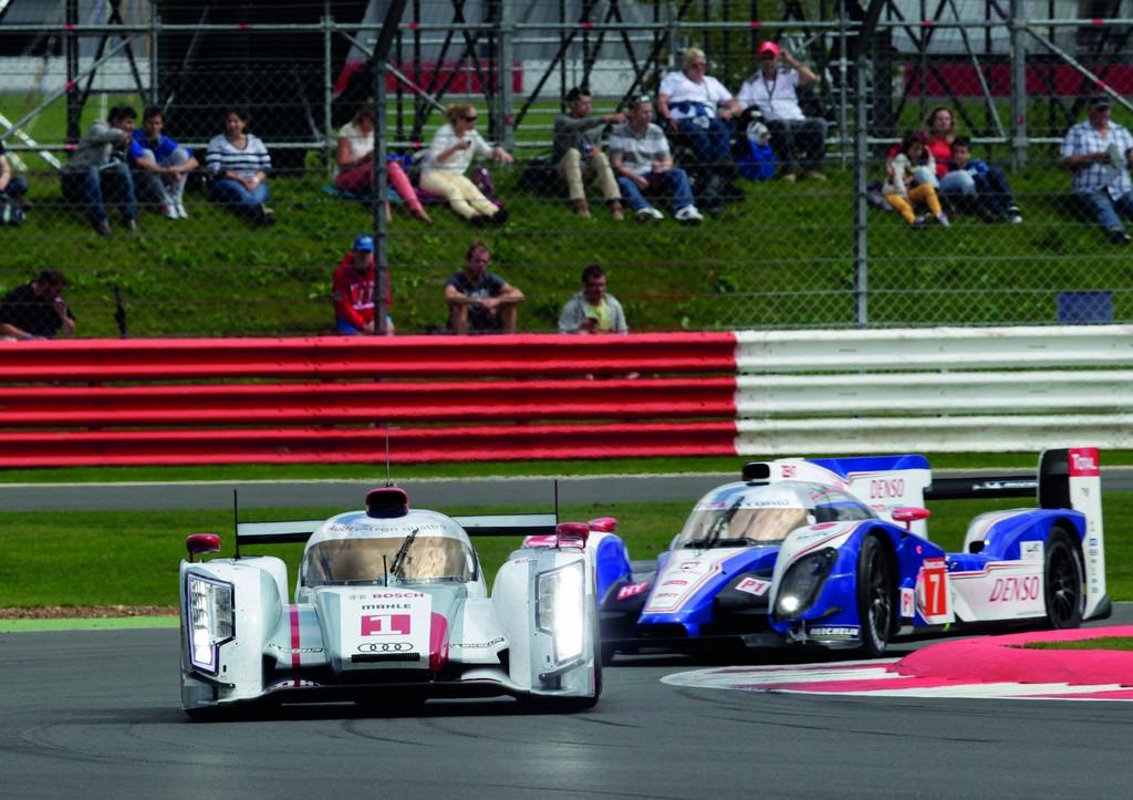 Audi nach viertem Saisonsieg vorzeitig Konstrukteurs-Weltmeister