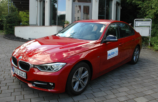 Auto im Alltag: BMW 3er Limousine