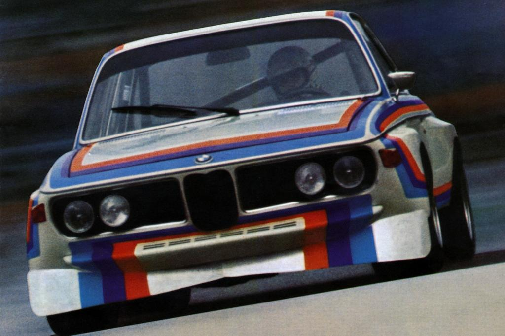 BMW 3.0 CSL ab 1973