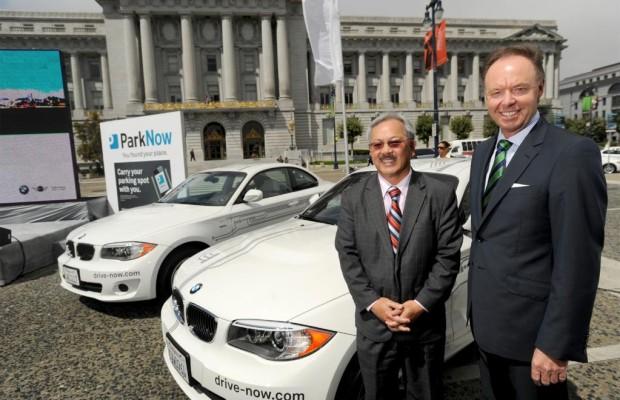 BMW: Car-Sharing-Angebot DriveNow jetzt auch in den USA