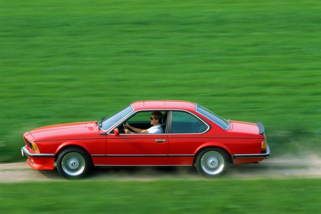 BMW M 635 CSi ab 1984