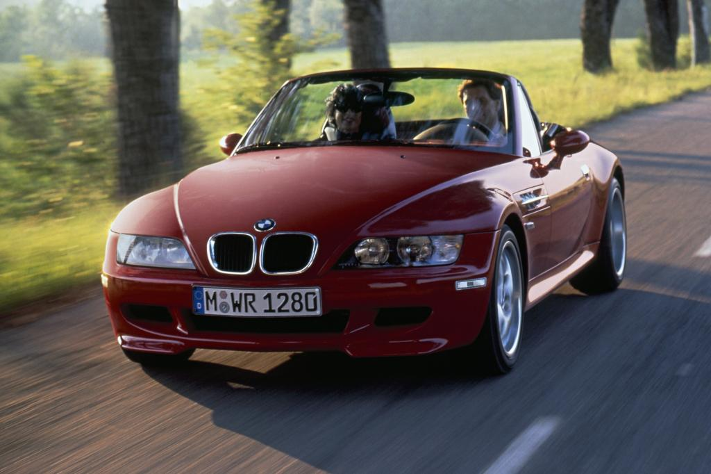 BMW M Roadster ab 1996