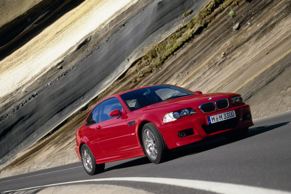 BMW M3 Coupe ab 2000