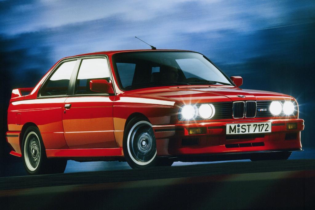 BMW M3 Evolution ab 1988