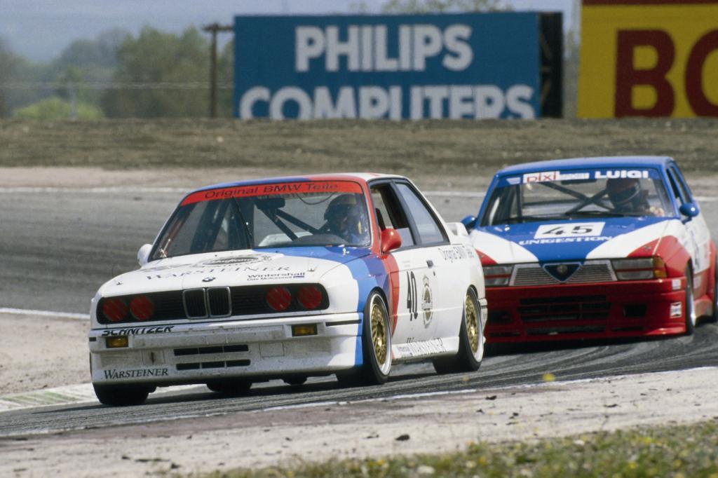 BMW M3 Gruppe A 1987 Tourenwagen-Weltmeisterschaft 1987