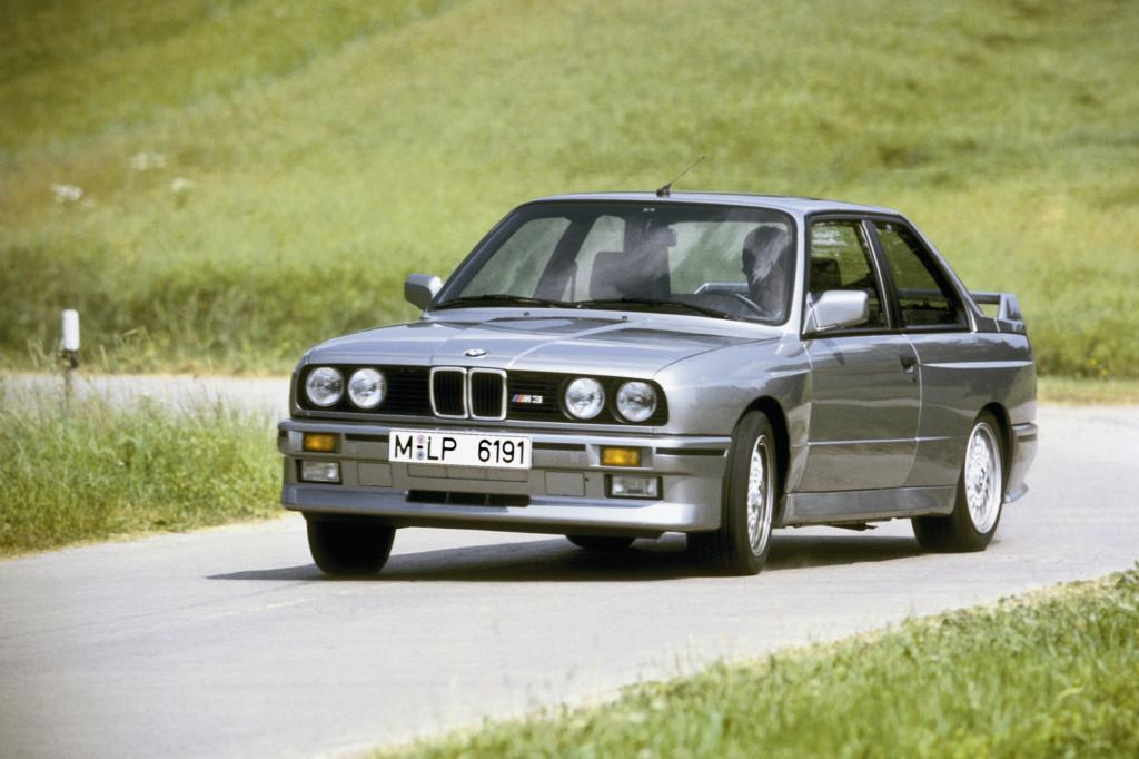 BMW M3 ab 1986