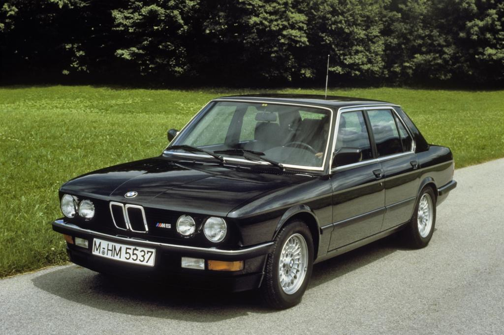BMW M5 ab 1985