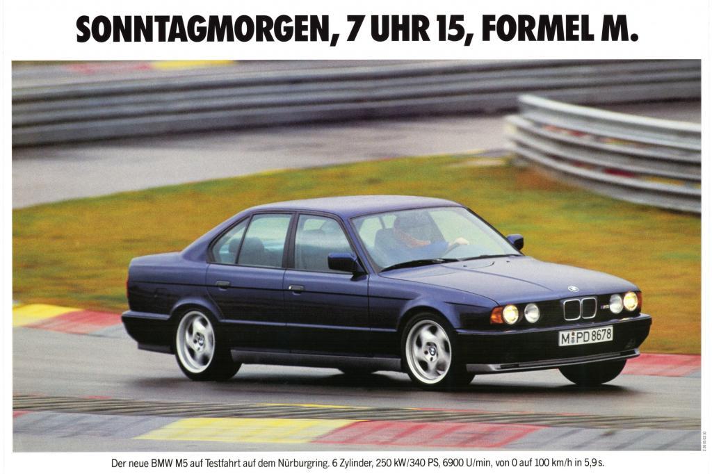 BMW M5 ab 1988