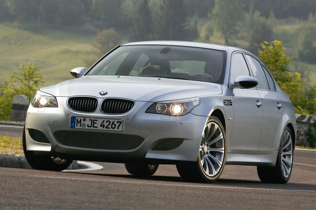 BMW M5 ab 2004
