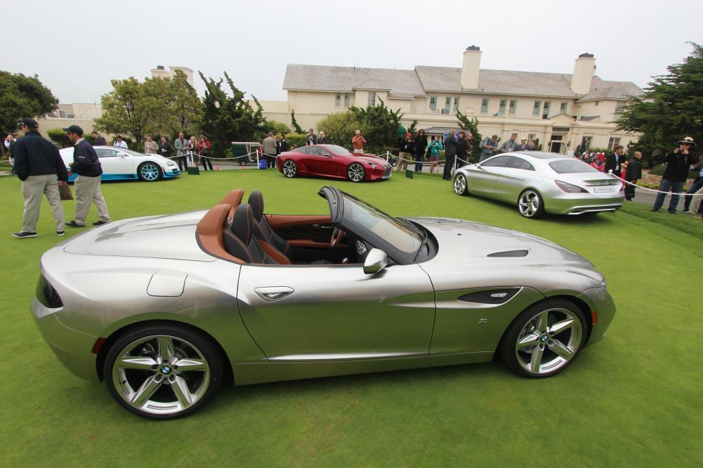 BMW und Zagato zeigen einen Roadster