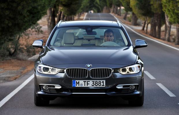 BMW verliert im ersten Halbjahr an Fahrt