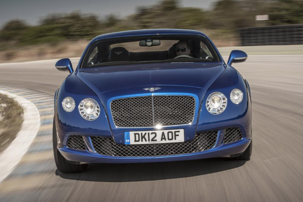 Bentley Continental GT Speed - Nobler Überflieger