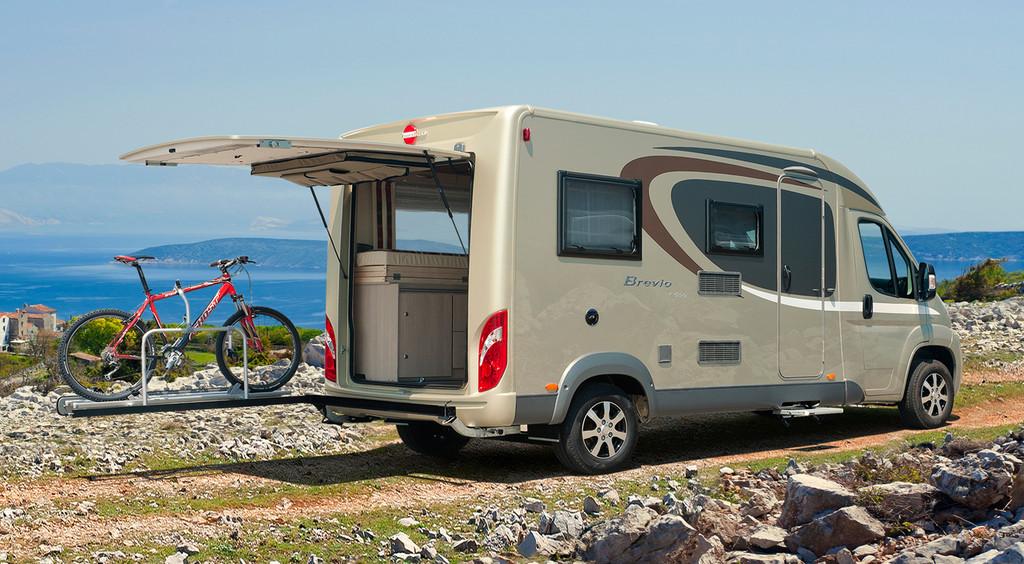 Caravan-Salon 2012: Bürstner stellt drei neue Modelle vor