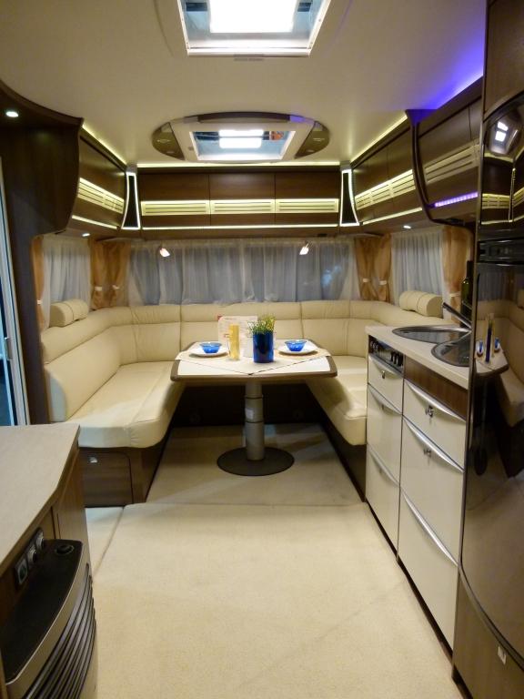Caravan-Salon 2012: Caravans - Das flexible Eigenheim