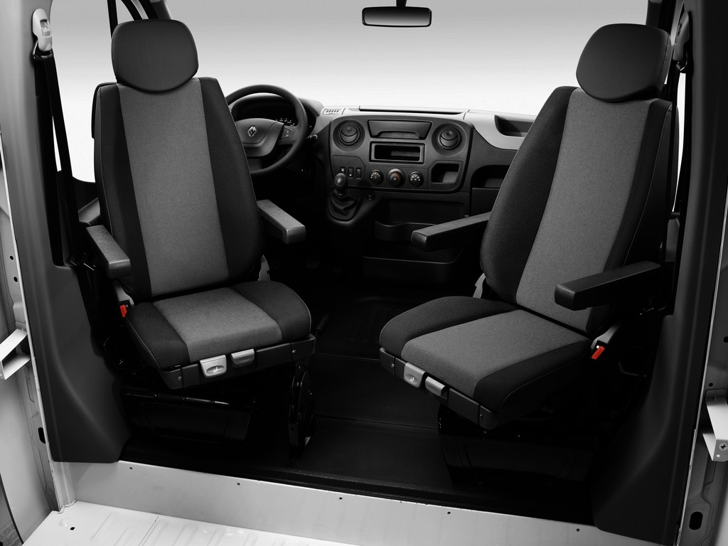 Caravan-Salon 2012: Renault zeigt den Master als vielseitige Basis