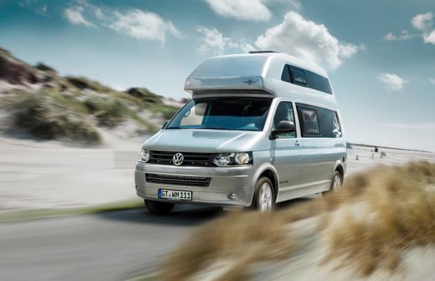 Caravan-Salon 2012: Westfalia bringt wieder einen Club Joker