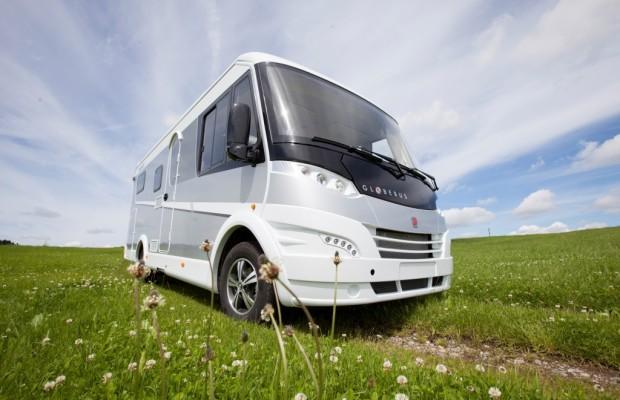 Caravan Salon Düsseldorf 2012: Dethleffs setzt mit neuer Globebus-Generation Evan Studie um