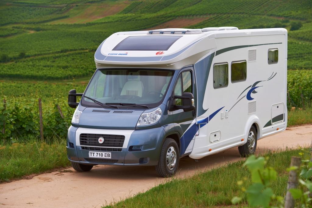 Caravan Salon Düsseldorf 2012: Eura Mobil stattet Terrestra T mit Einzelbetten aus