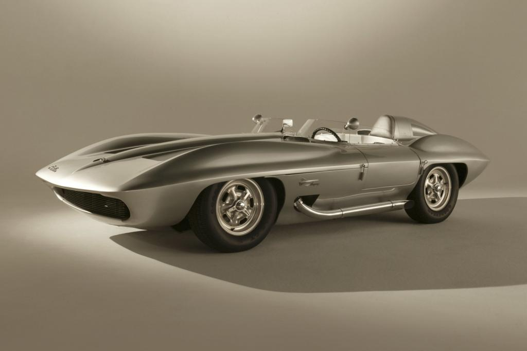 Chevrolet Corvette Sting Ray Concept 1959