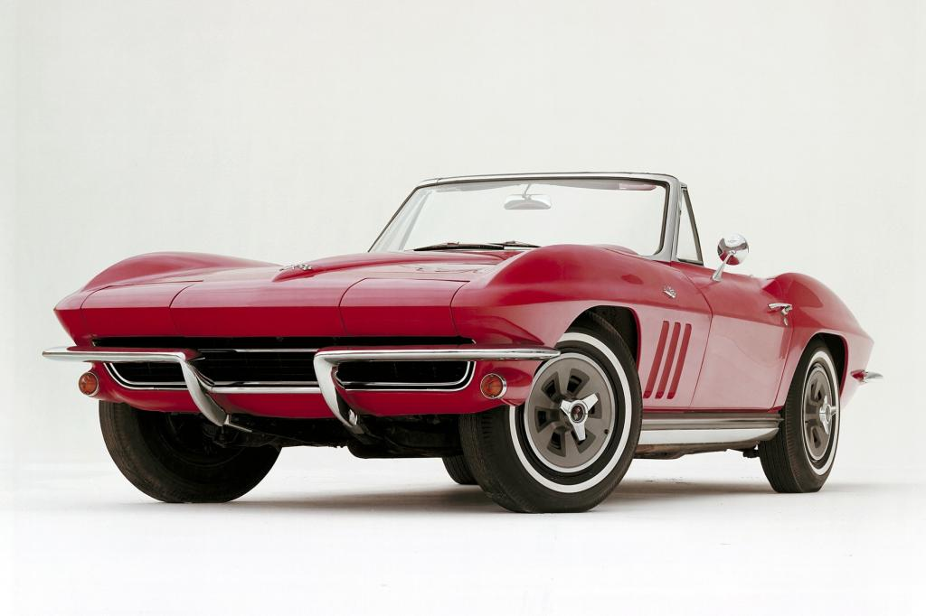 Chevrolet Corvette Sting Ray Convertible 1965