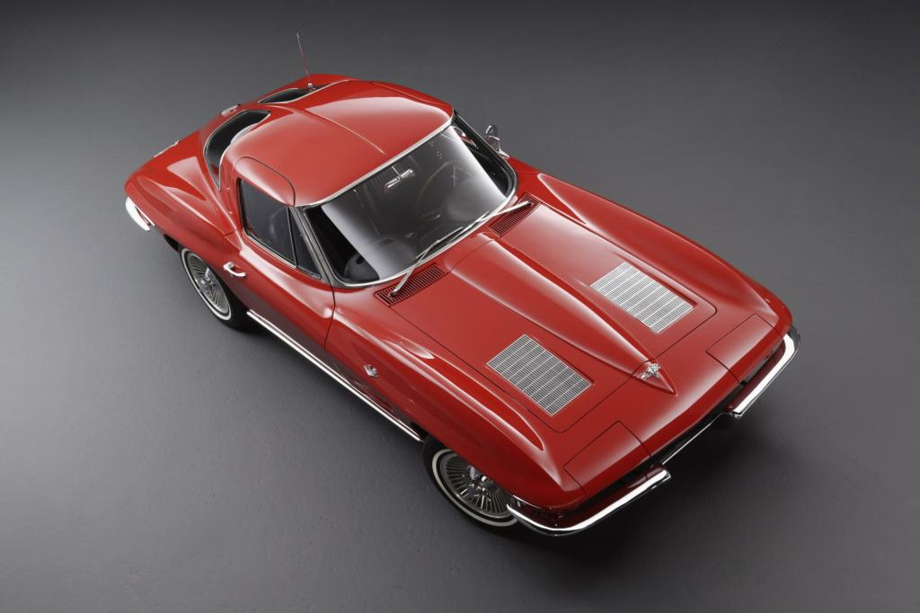 Chevrolet Corvette Sting Ray ab 1962