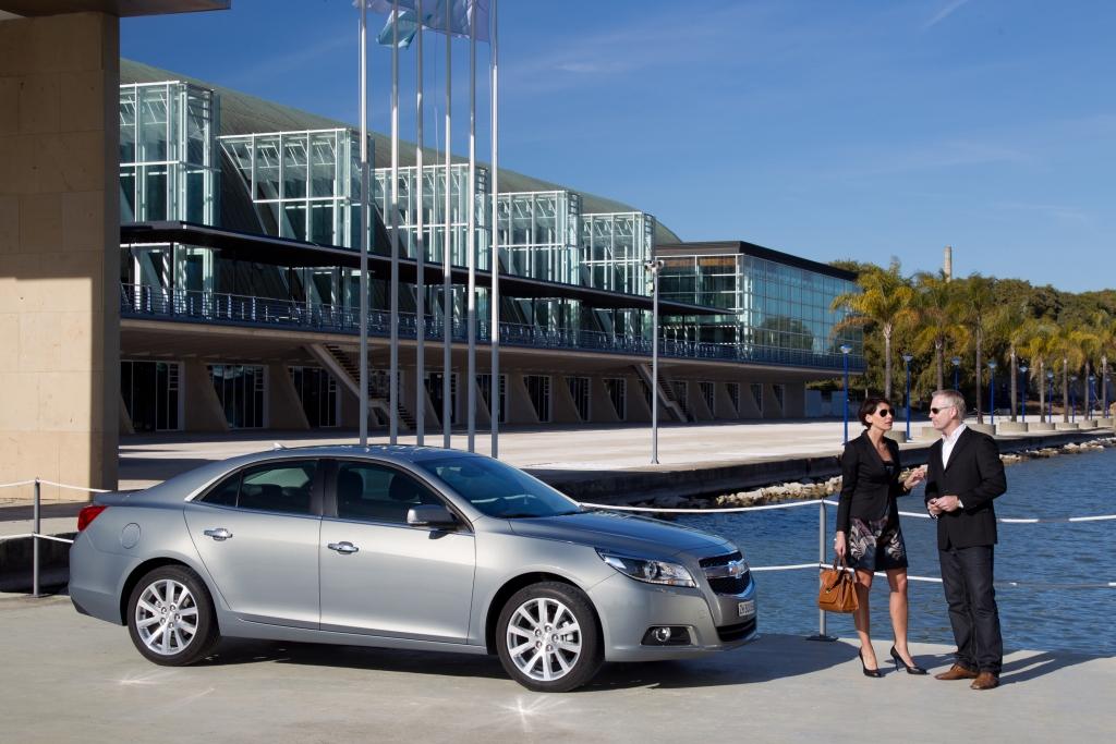 Chevrolet Malibu - Volles Programm