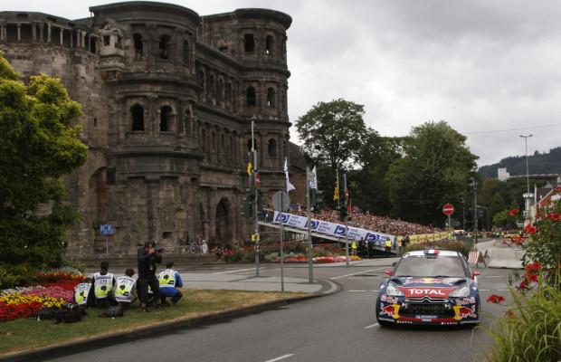 Citroën gewinnt Rallye Deutschland