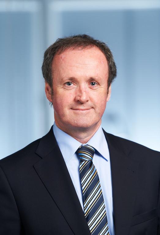 Collins erster Leiter des Brüssler Büros von Continental