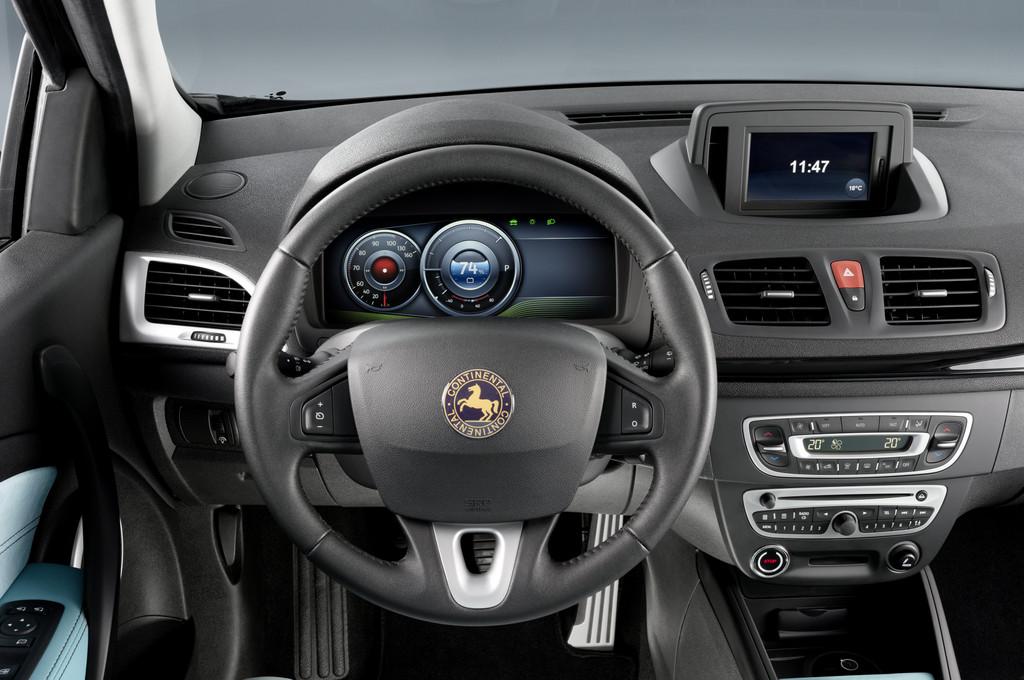 Continental bündelt Elektro-Kompetenz in einem umgerüsteten Renault