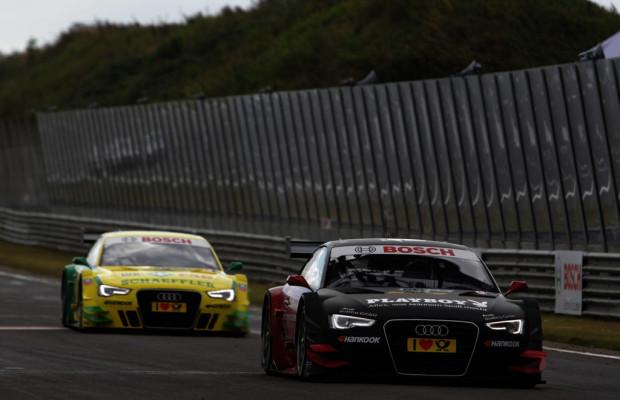 DTM 2012: Dreifacher Triumph für Audi
