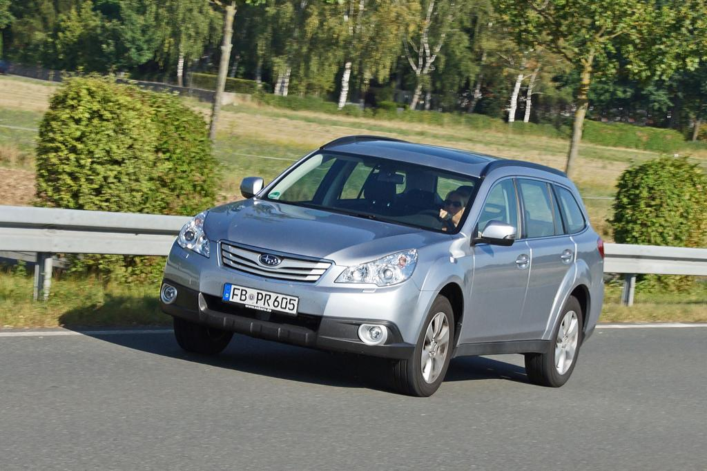 Das Spitzenmodell des Subaru Outback kostet mehr als 50.000 Euro