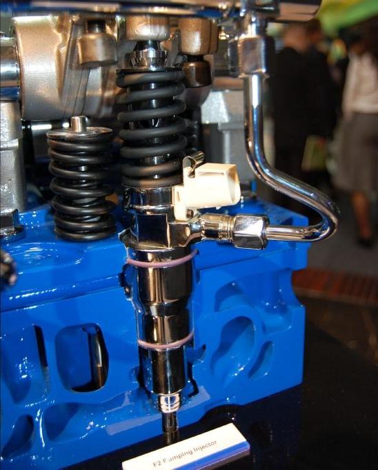Delphi Diesel-Einspritzdüsen - Feiner zerstäuben, weniger verbrauchen