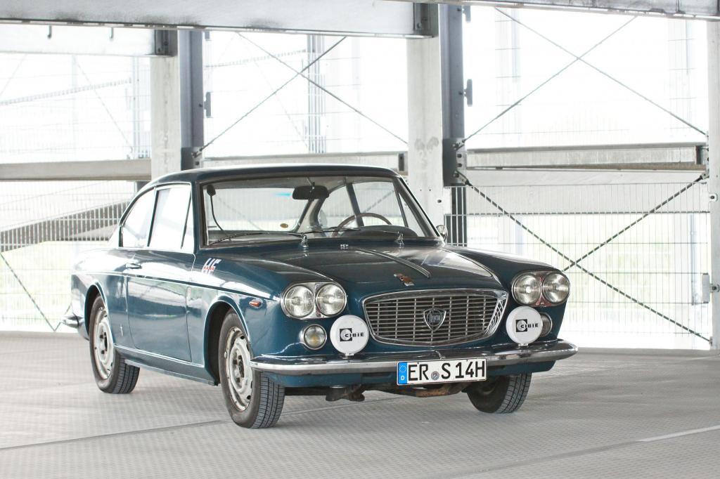 Der Lancia Flavia war erst bei genauem Hinsehen ein innovativer Viertürer