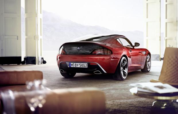 Der neue BMW Zagato Concept kommt nach Pebble Beach