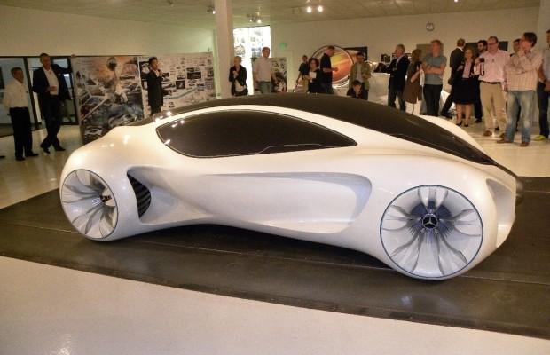 Designauszeichnungen für Mercedes-Benz, Smart und BMW