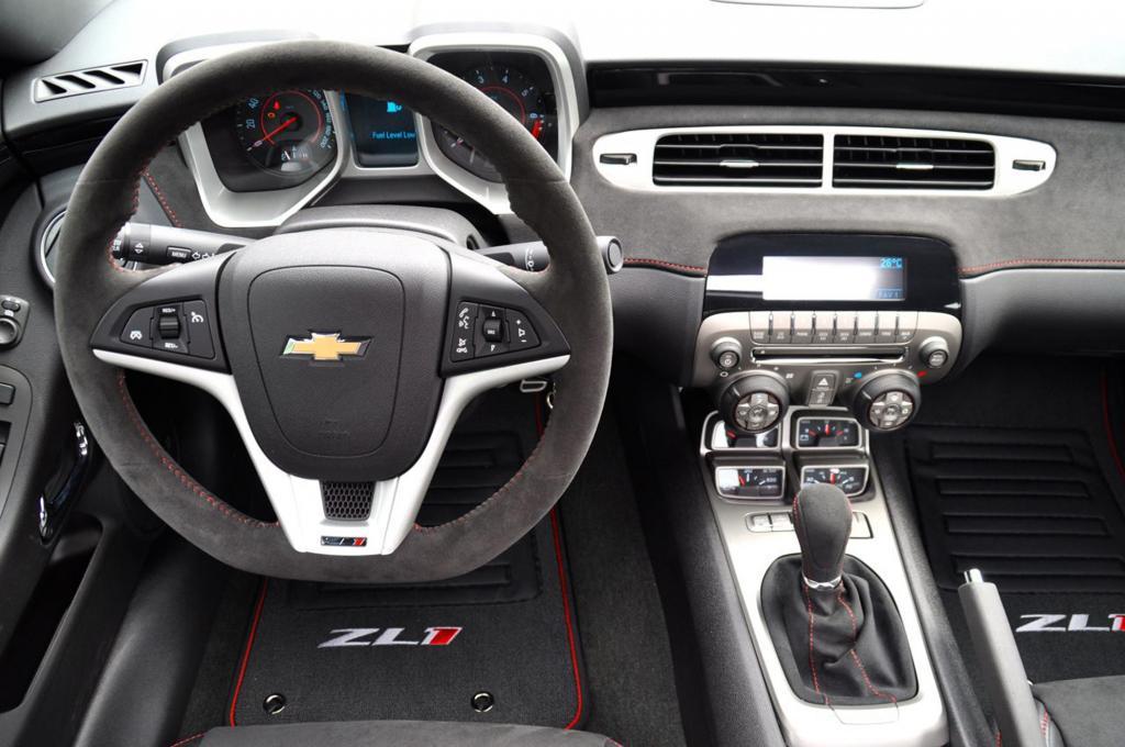 Die stärkste Variante des Chevrolet Camaro gibt es jetzt auch in Deutschland