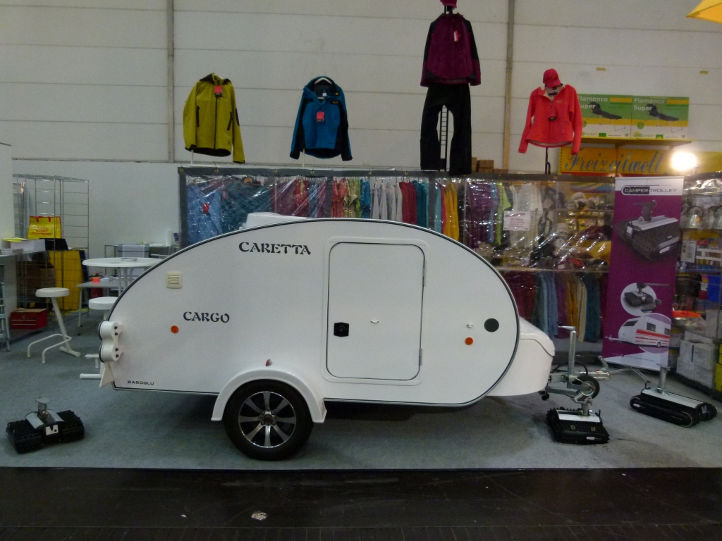 Dorado für Camper: der Caravan Salon Düsseldorf