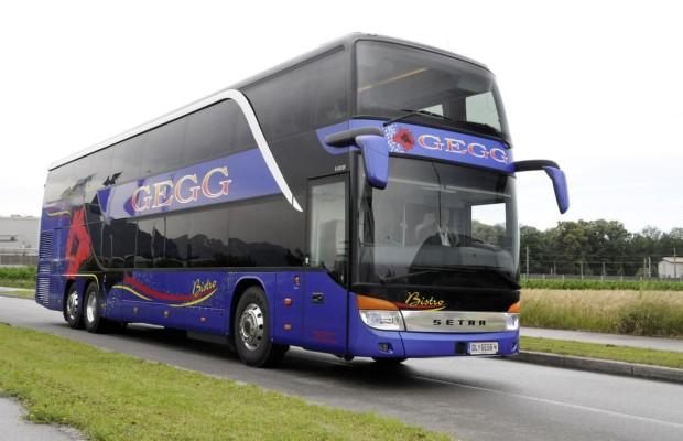 Drei Setra S 431 DT für österreichisches Busunternehmen