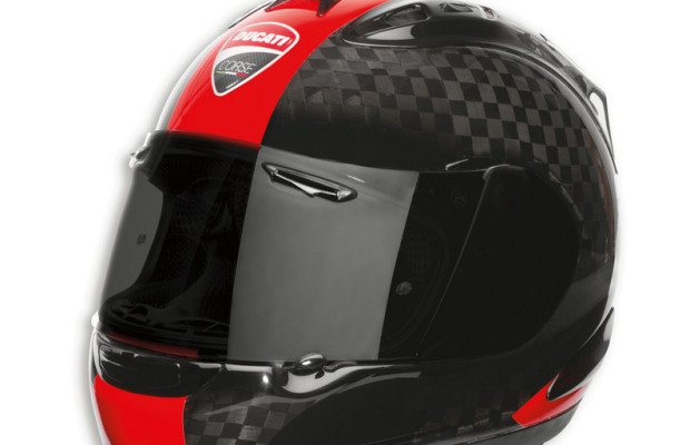 Ducati-Helm für 3800 Euro