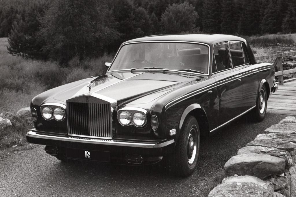 Einige Rolls-Royce Modelle sind heute günstig zu haben