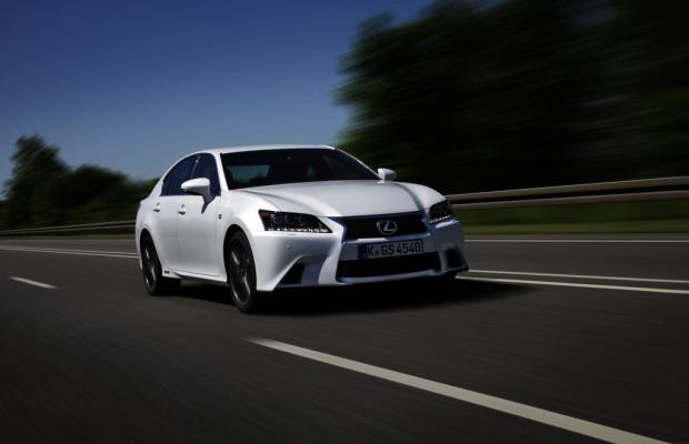 Erneuter Testsieg für den Lexus GS 450h