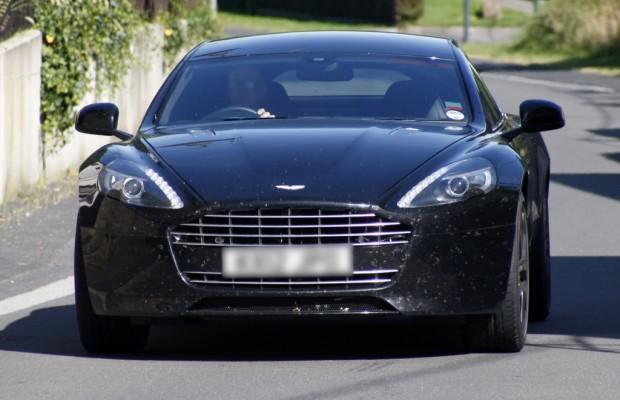 Erwischt: Aston Martin Rapide Facelift – Rapid(e) Verjüngungskur
