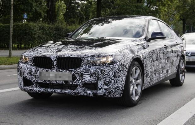 Erwischt: BMW 3er GT – Der kleine Bruder