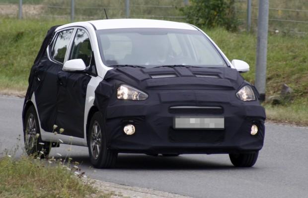 Erwischt: Hyundai i10 – Ist es schon wieder soweit?