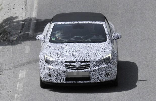 Erwischt: Opel Astra Cabrio - Es ist Cabrio-Zeit!