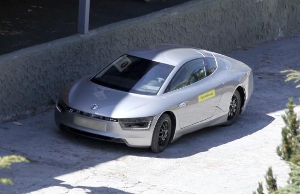 Erwischt: Volkswagen XL1 – Die Zukunft ist da