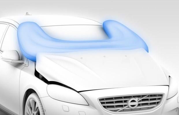 EuroNCAP-Crashtest - Volvo mit Fußgängerschutz-Rekord