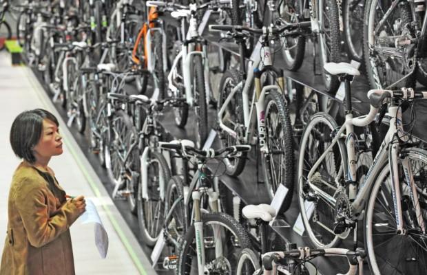 Eurobike - Globaler Fahrrad-Gipfel am Bodensee