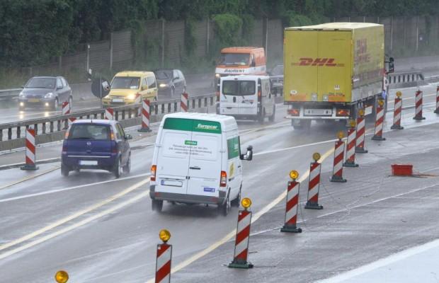 Ewiger Ärger Autobahn-Baustellen