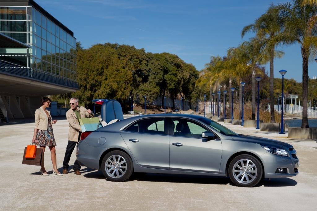 Fahrbericht: Chevrolet Malibu - Volles Programm